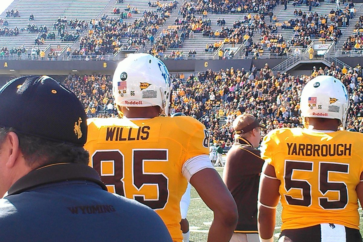 A Look At The 2017 Wyoming Football Roster