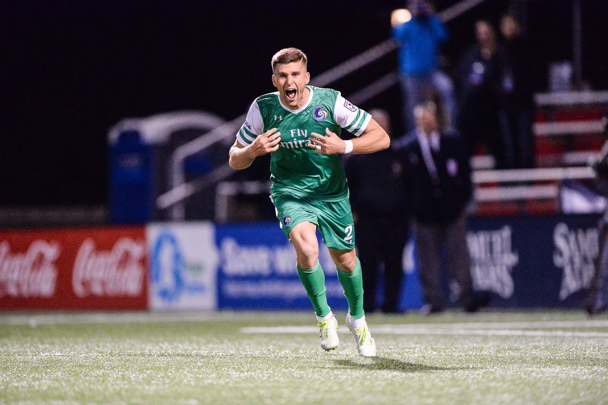 Soccer: NASL Final-Indy Eleven at New York Cosmos