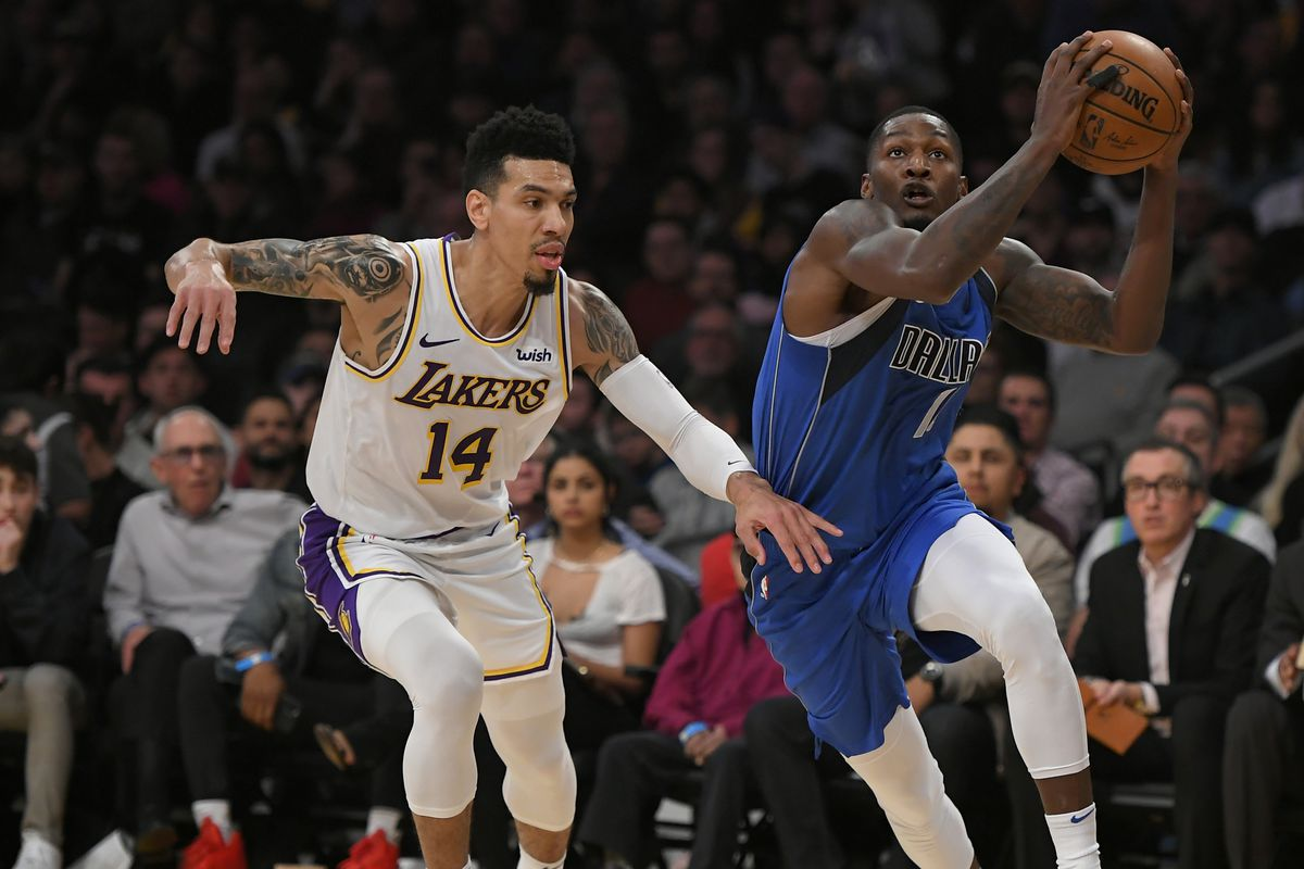 Danny Green Details Defensive Approach How Lakers Bigs Make