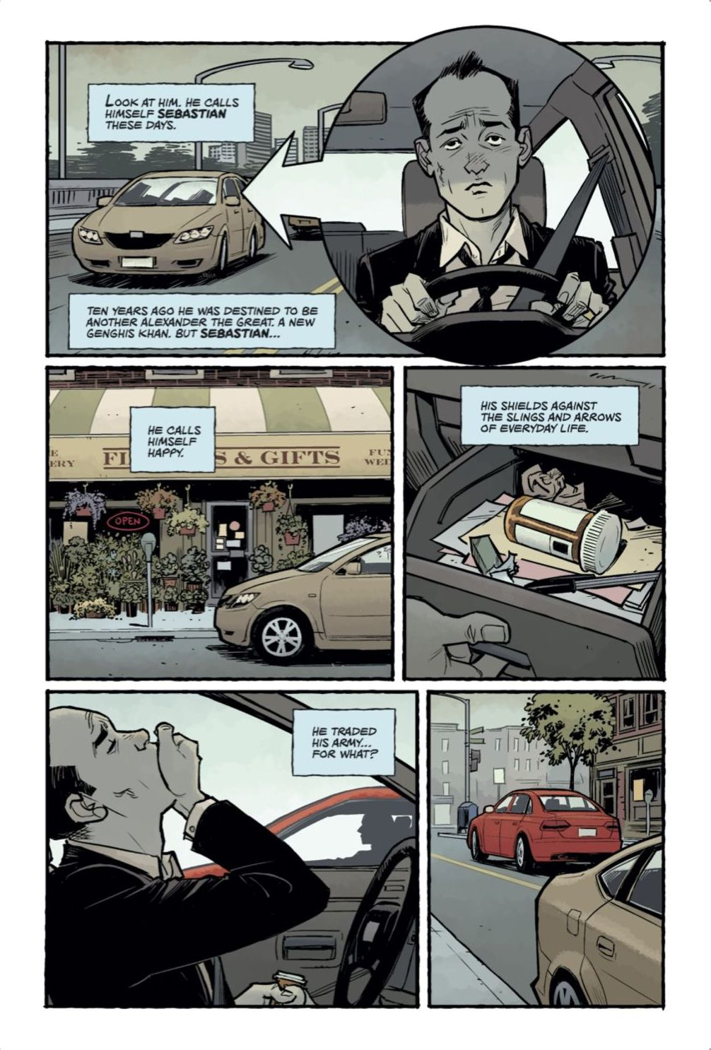 Fight Club 2 page