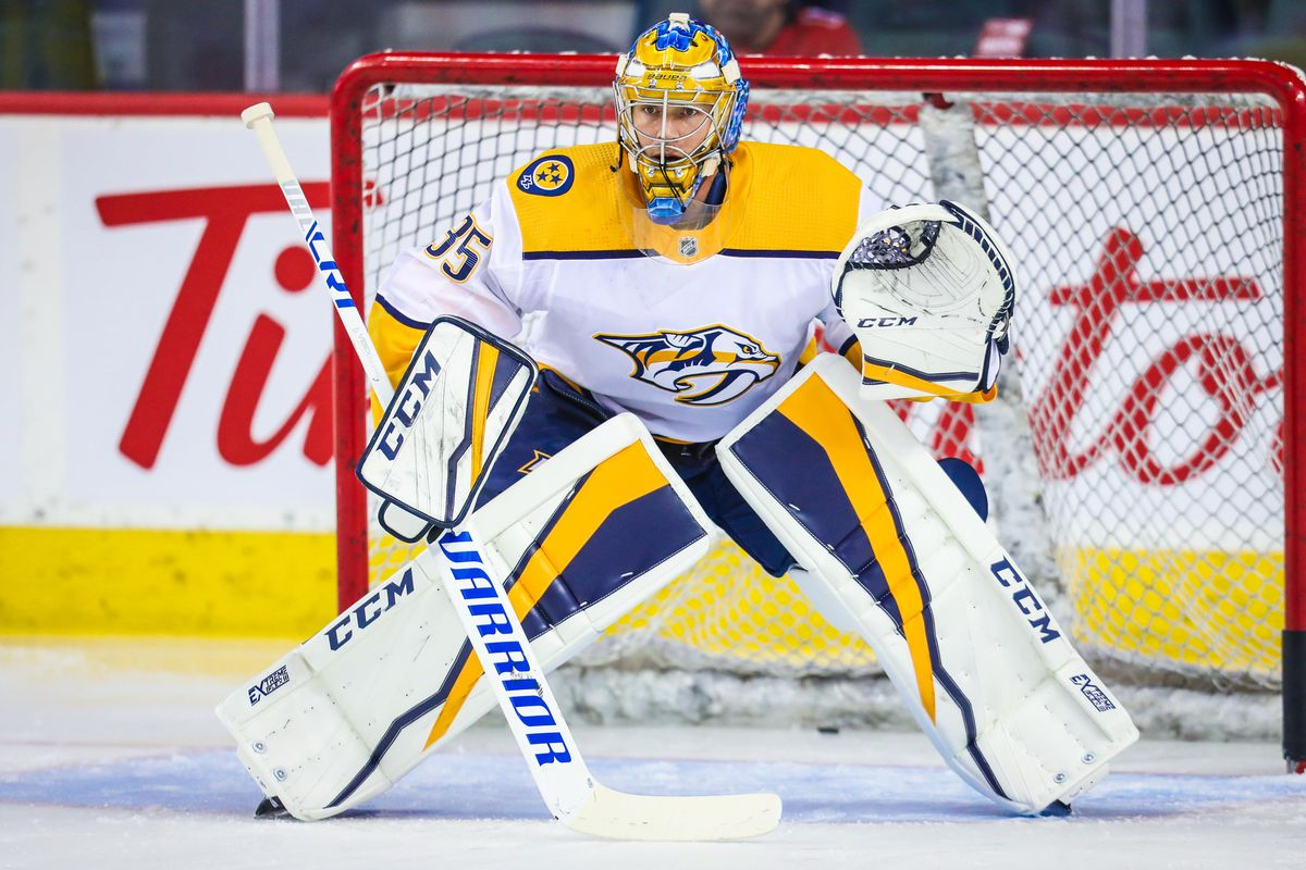 size 40 9d496 fdc90 Predators Sign Pekka Rinne to 2-Year, $10 Million Contract ...
