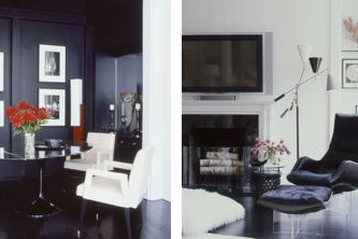 "The Gilles Mendel crib as seen in <a href=""http://www.elledecor.com/celebrity-style/gilles-mendels-fashion-forward-home-a-54784"">ELLE Décor</a>"