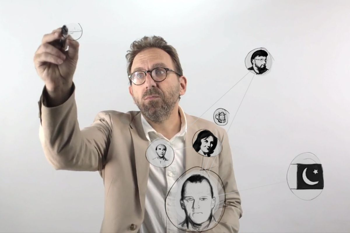 David Coleman Headley's Web of Betrayal screencap