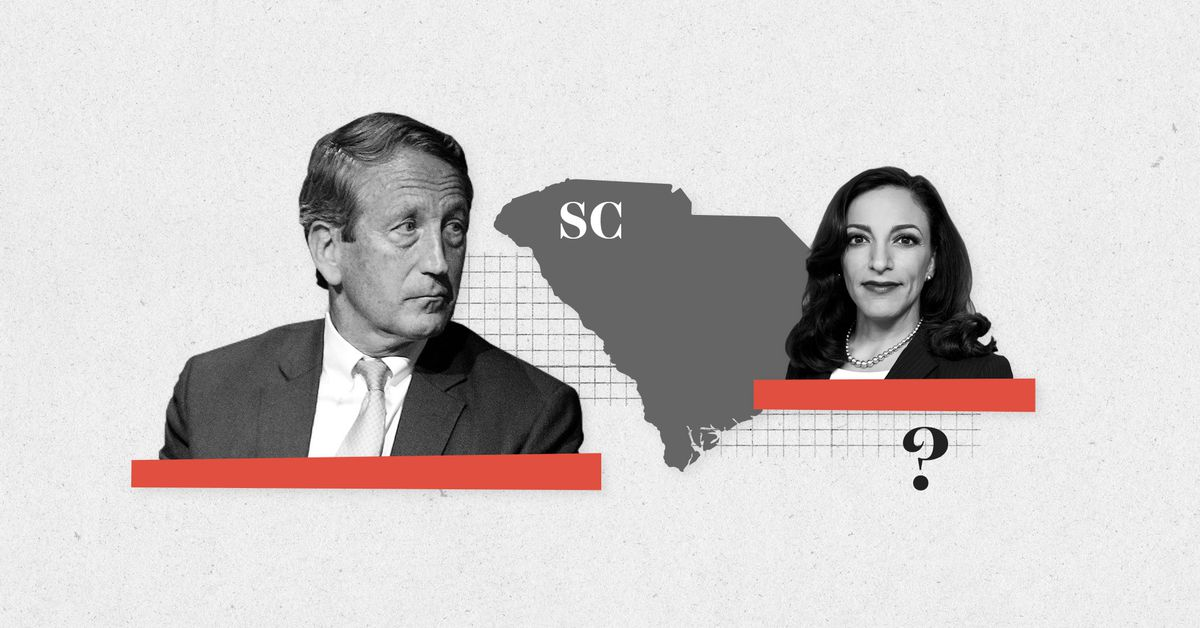 Trump critic Mark Sanford falls in South Carolina GOP primary ...