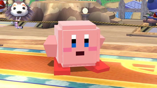 A Minecraft Kirby mod.