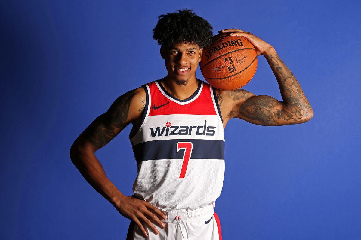 NBA: Washington Wizards-Media Day