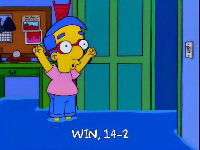 WIN, 14-2