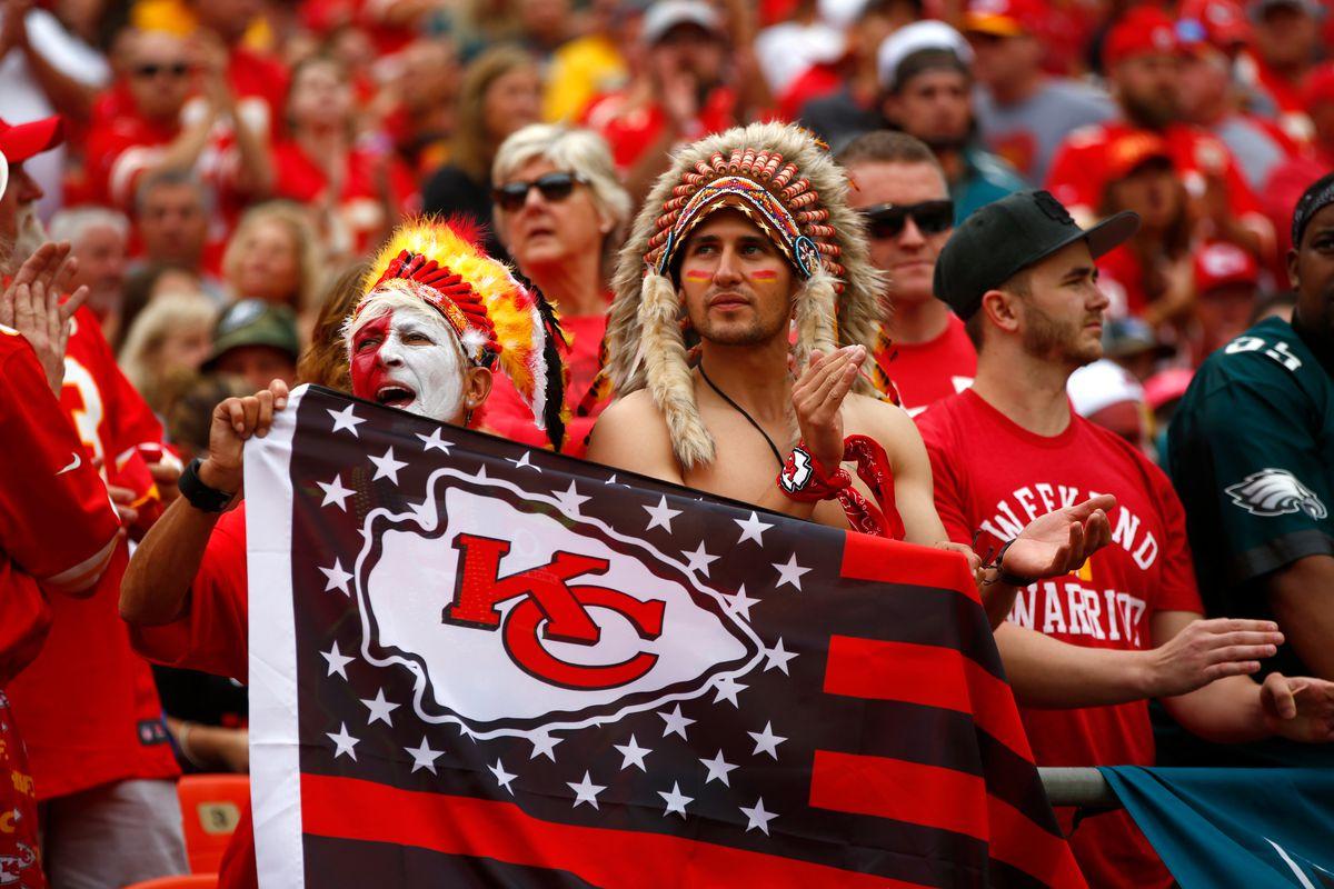 Philadelphia Eagles v Kansas City Chiefs