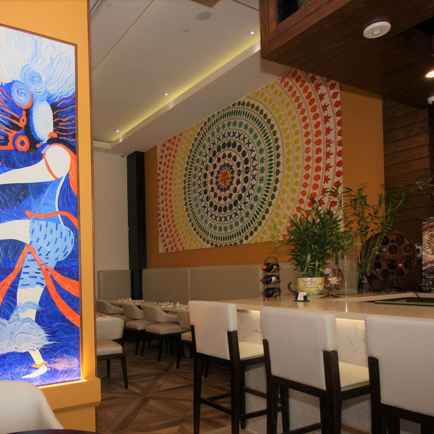 A New Indian Restaurant Brings A Bounty Of Meaty And
