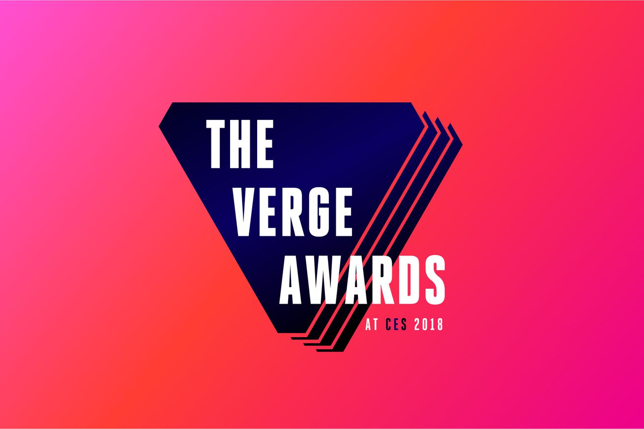 the verge awards at ces 2018 hey google