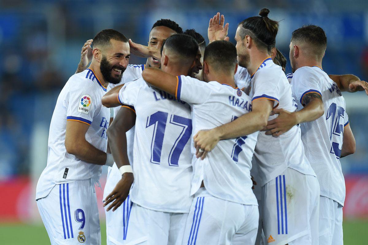 Immediate Reaction: Deportivo Alavés 1-4 Real Madrid - Managing Madrid