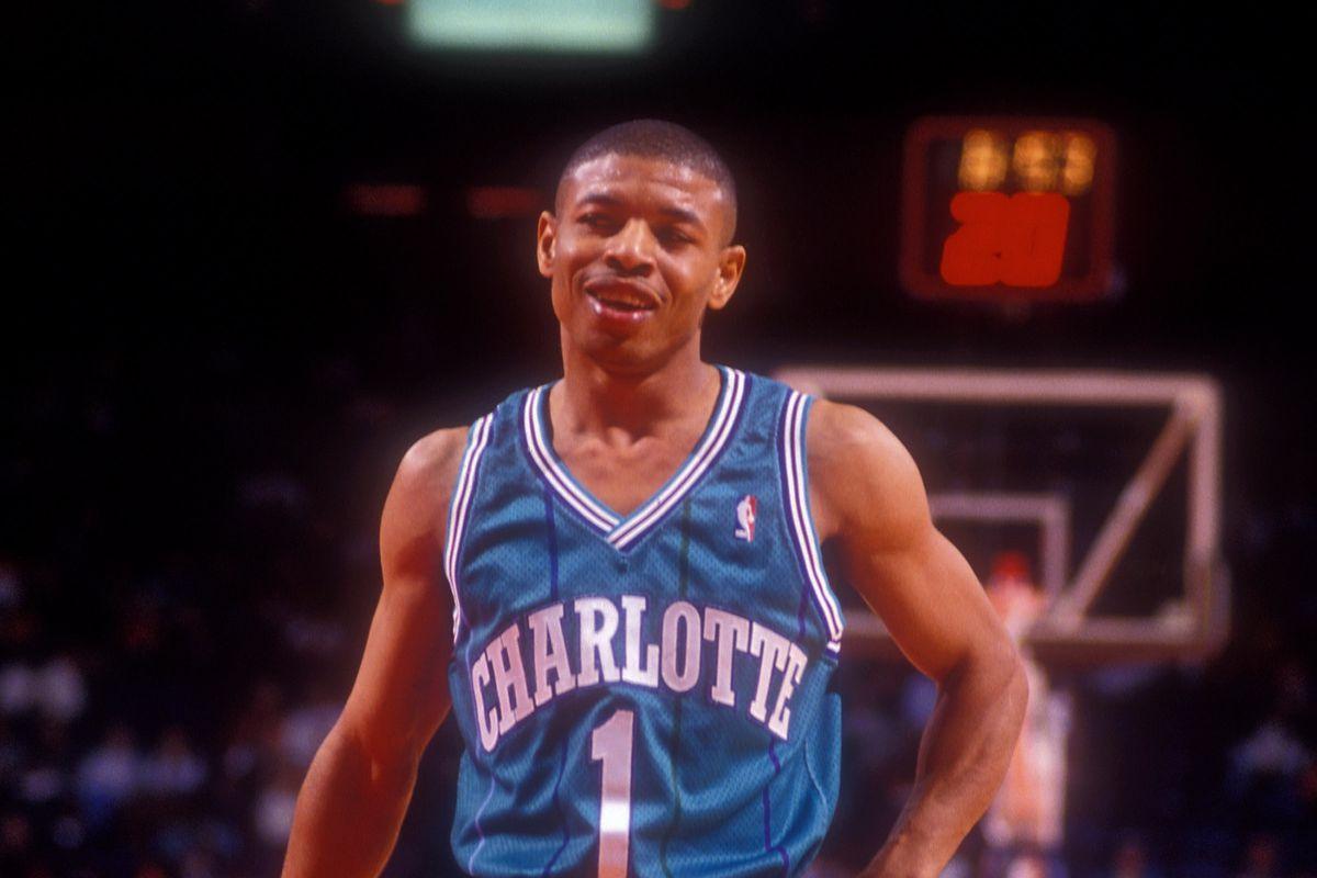 Charlotte Hornets v Washington Bullets