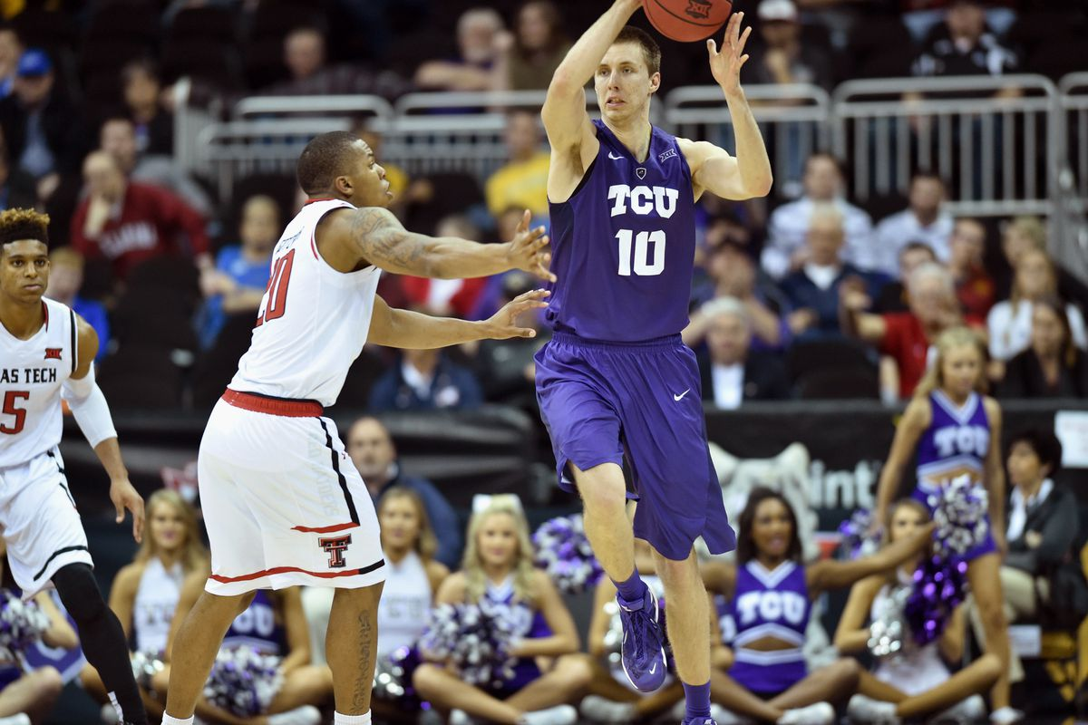 NCAA Basketball: Big 12 Conference Tournament-Texas Tech vs TCU