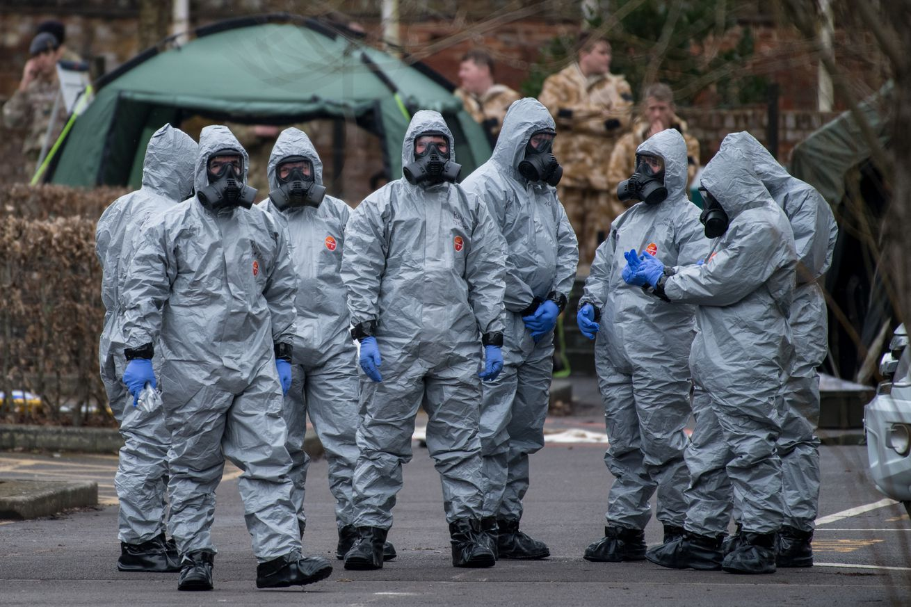 why the nerve agent that poisoned the ex russian spy is so mysterious