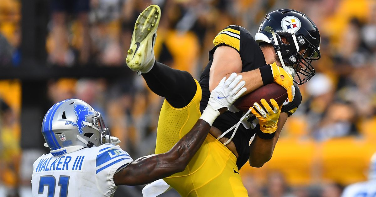 Knee Jerk Reactions to the Steelers 26-20 victory over the Lions - Behind the Steel Curtain