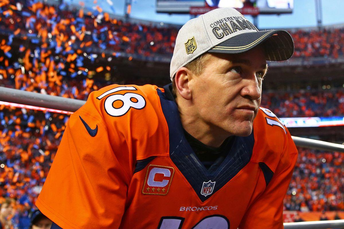 Mark J Rebilas Usa Today Sports In 2017 Peyton Manning