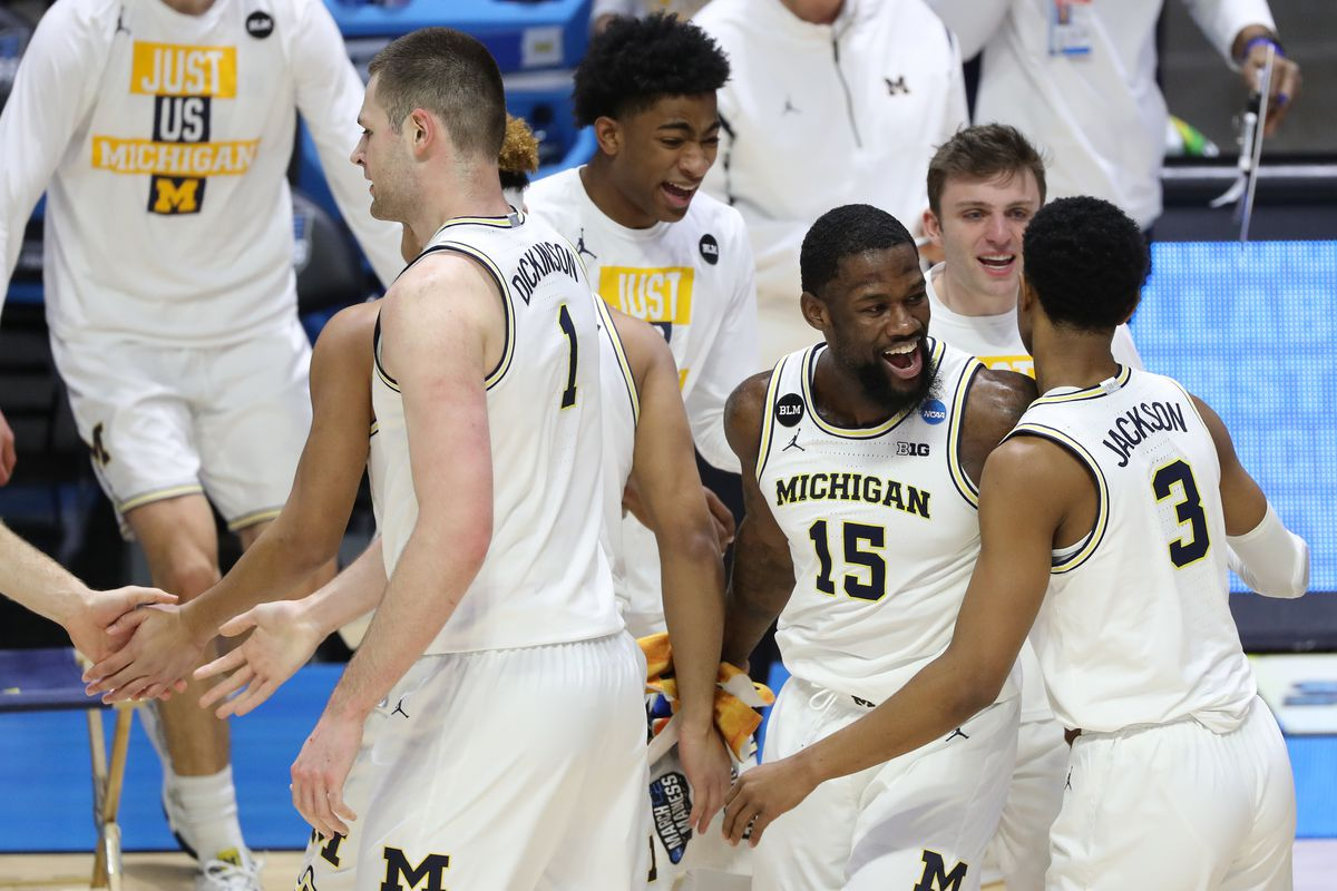 NCAA Basketball: NCAA Tournament-Texas Southern at Michigan
