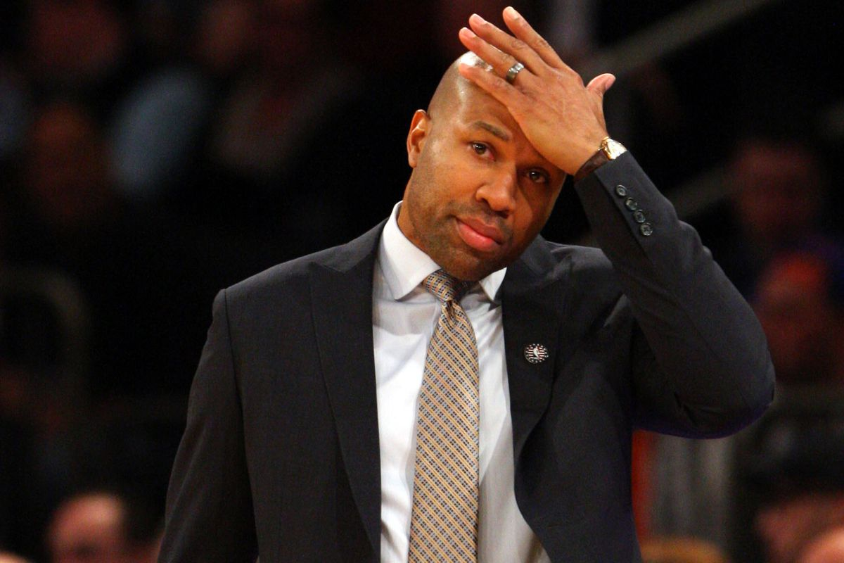 """""""Man, nothing I do ever works. Fuck this team."""" -What Derek Fisher is thinking, probably"""