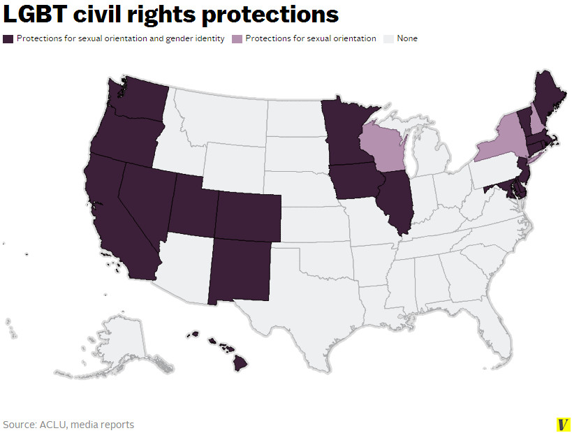 LGBT civil rights protections