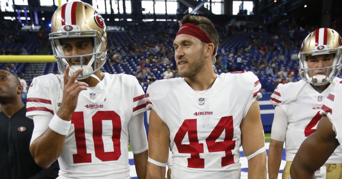 San Francisco 49ers: Kyle Juszczyk says Garoppolo won't be bothered by offseason rumors - Niners Nation