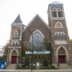 Concordia Lutheran Church, in Avondale. At 125 years old this was one of the first gothic-style churches in Chicago.   Tyler LaRiviere/Sun-Times