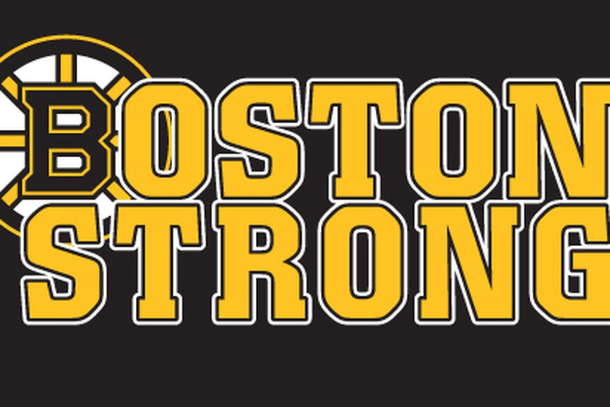 We survive.  We endure. We overcome. We all aspire to be Boston Strong... Though we do not all aspire to be Bruins fans.