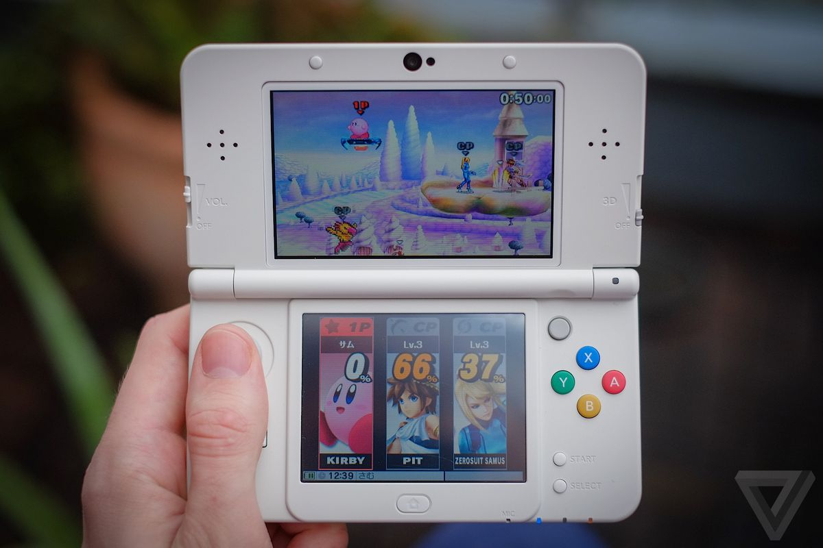 New nintendo 3ds release date in Sydney