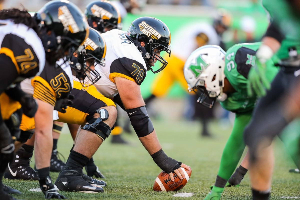 NCAA Football: Southern Mississippi at Marshall