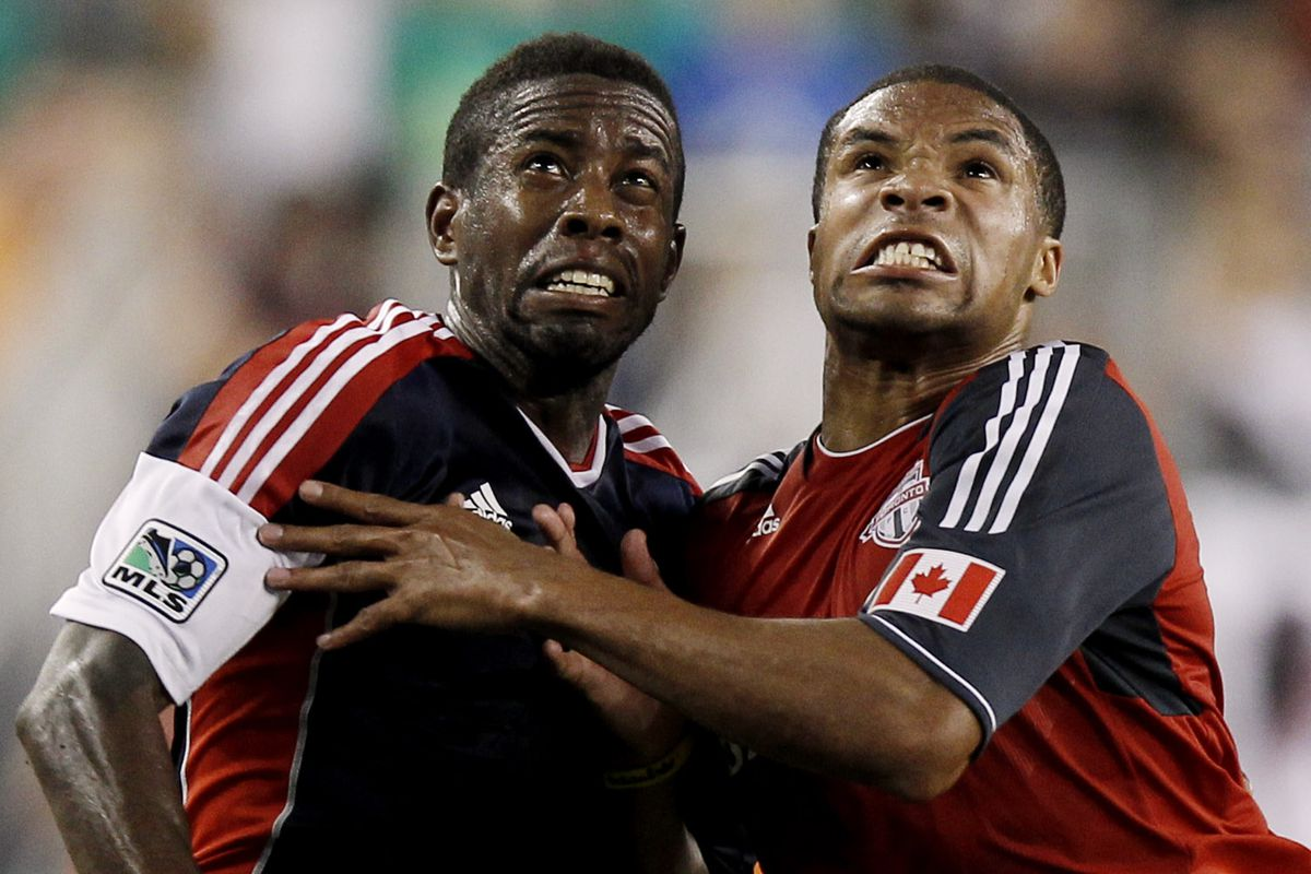 Without Koevermans, Ryan Johnson's going to have to keep on scaring the wits out of MLS defenders by himself.