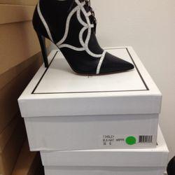 Tinsley in black/white, $225
