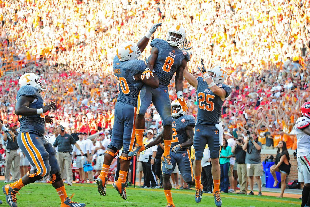 A better defense means more pictures of the offense celebrating, right?