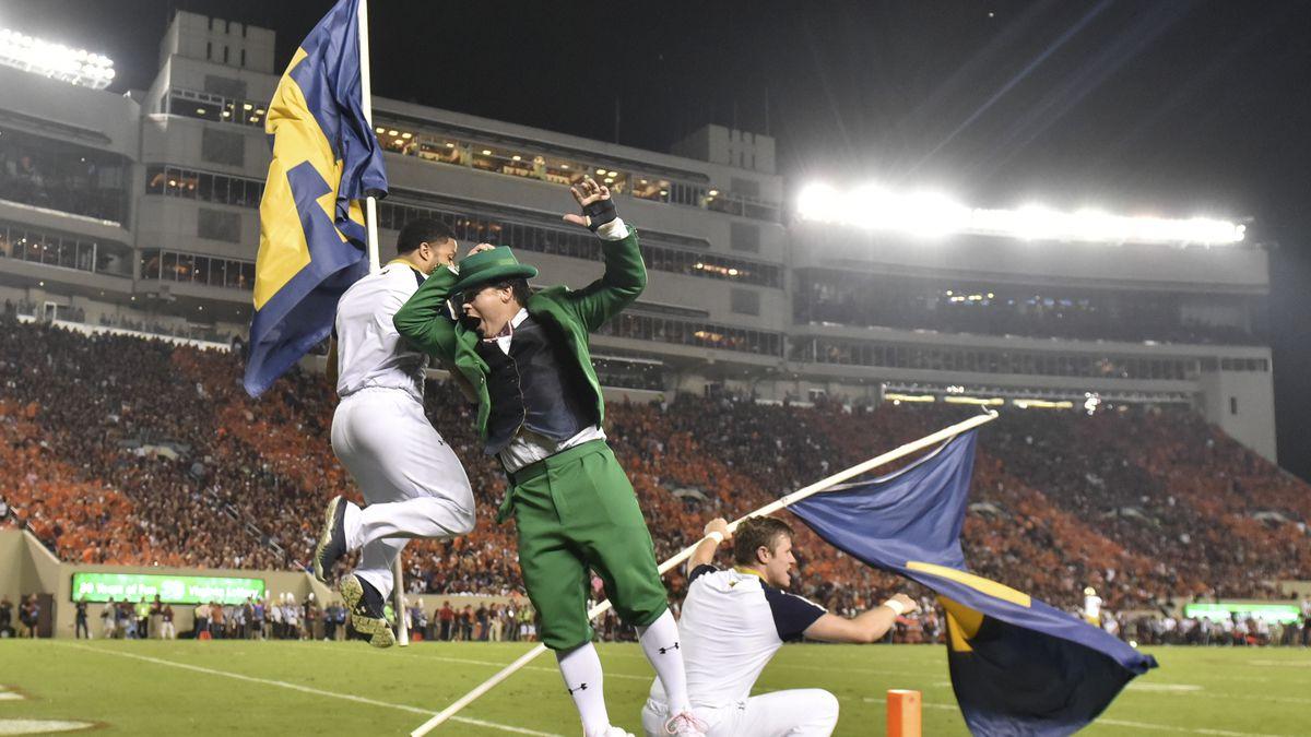 Notre Dame v Virginia Tech