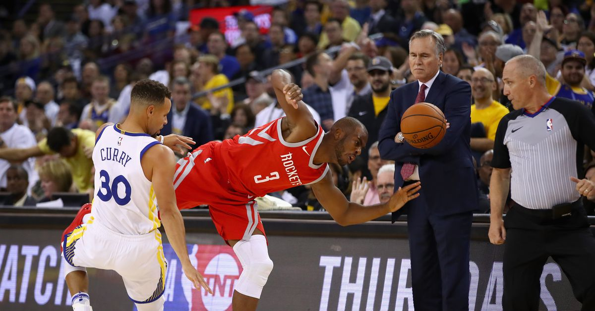 Golden State Warriors and Houston Rockets jockey for West ...