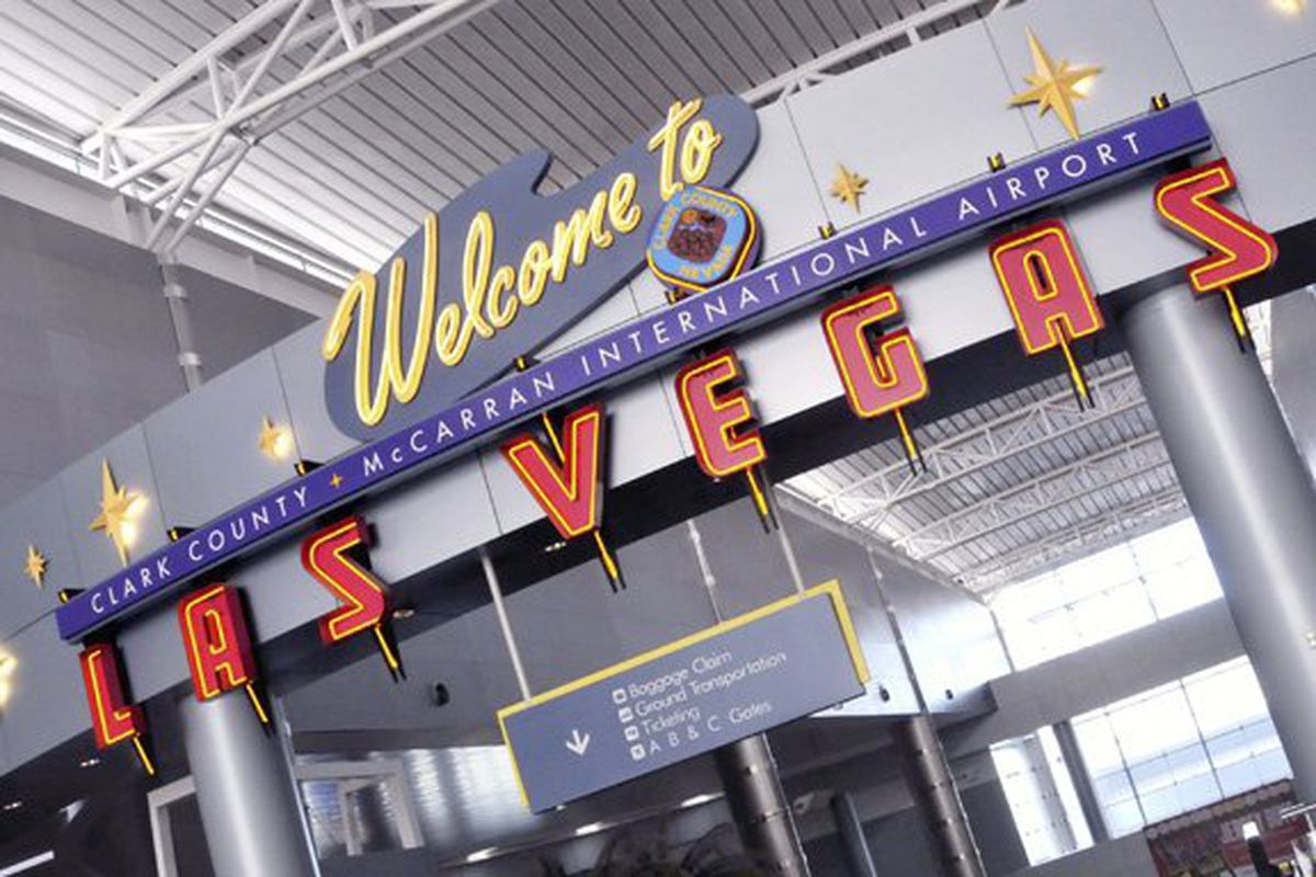 Welcome to McCarran