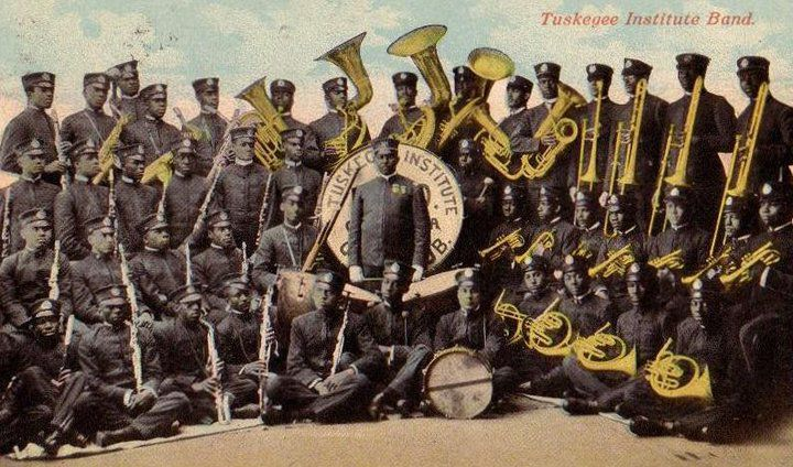 How marching bands have asserted civil rights from Jim Crow