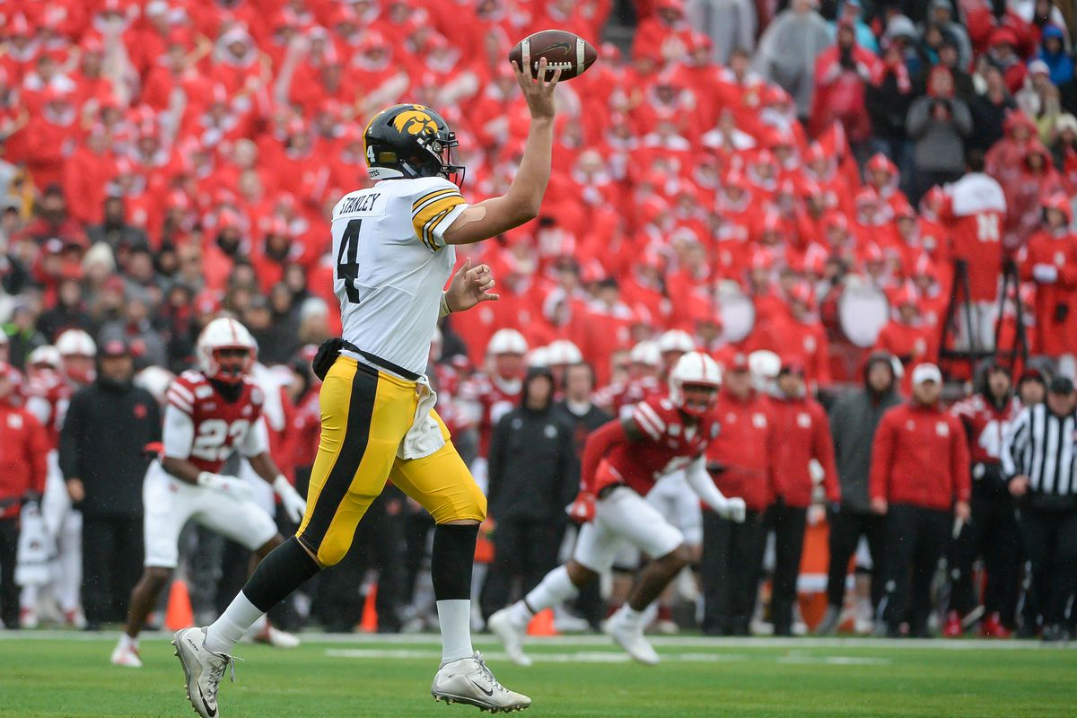Ncaa Football Bowl Games 2020.Iowa Football Projecting The Hawkeyes Big Ten Bowl Games