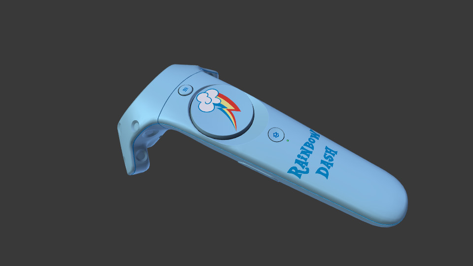SteamVR Custom Controller