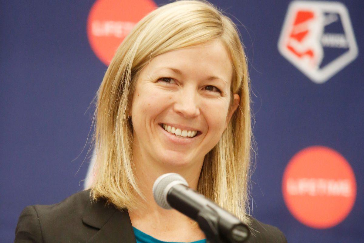 Lifetime National Women's Soccer League Press Conference
