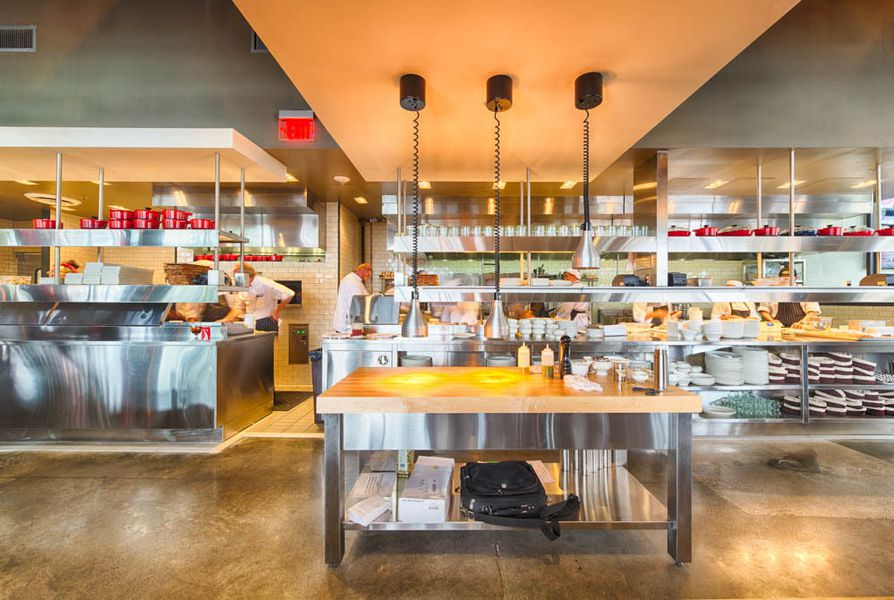 Chevy Dealership Los Angeles >> Beer Bottles Everywhere: A Look Inside Mussel Bar - Eater DC
