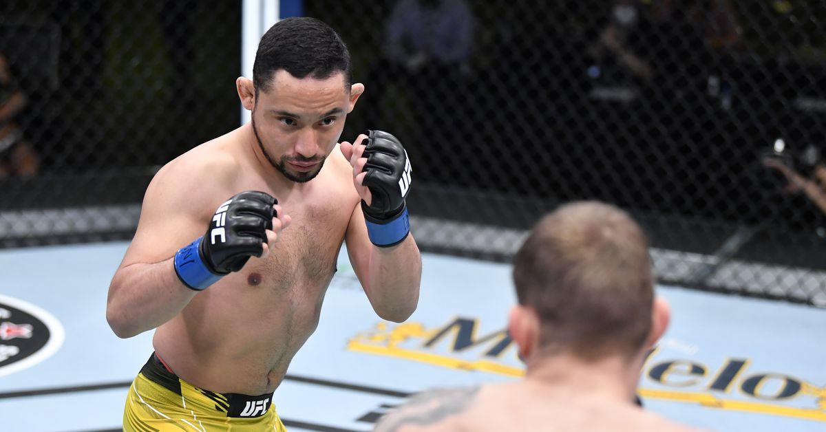 UFC flyweight Juancamilo Ronderos receives one-month USADA suspension for cocaine