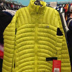 North Face Jacket $135