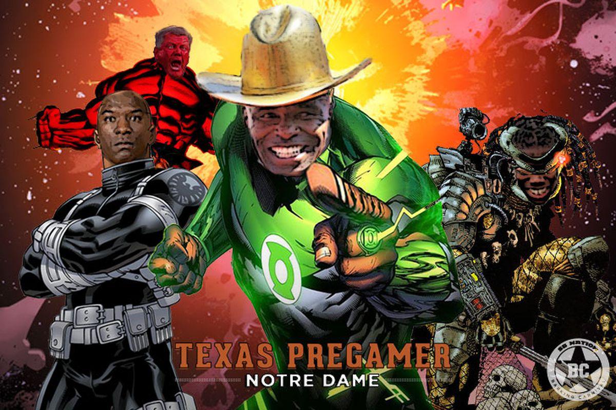 Texas Pregamer: Notre Dame