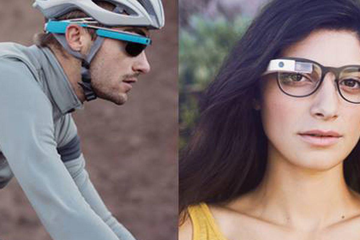 """Photo via Google Glass/<a href=""""https://www.facebook.com/GoogleGlass"""">Facebook</a>"""