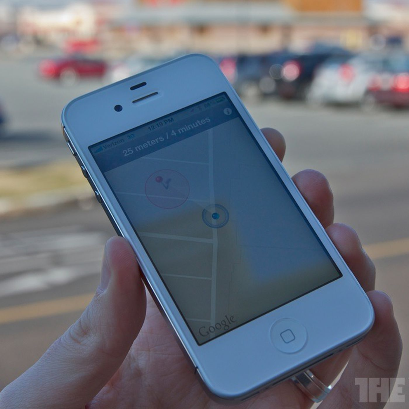 Find My Car Smarter App Takes Advantage Of Iphone 4s Bluetooth 4 0 Capabilities The Verge