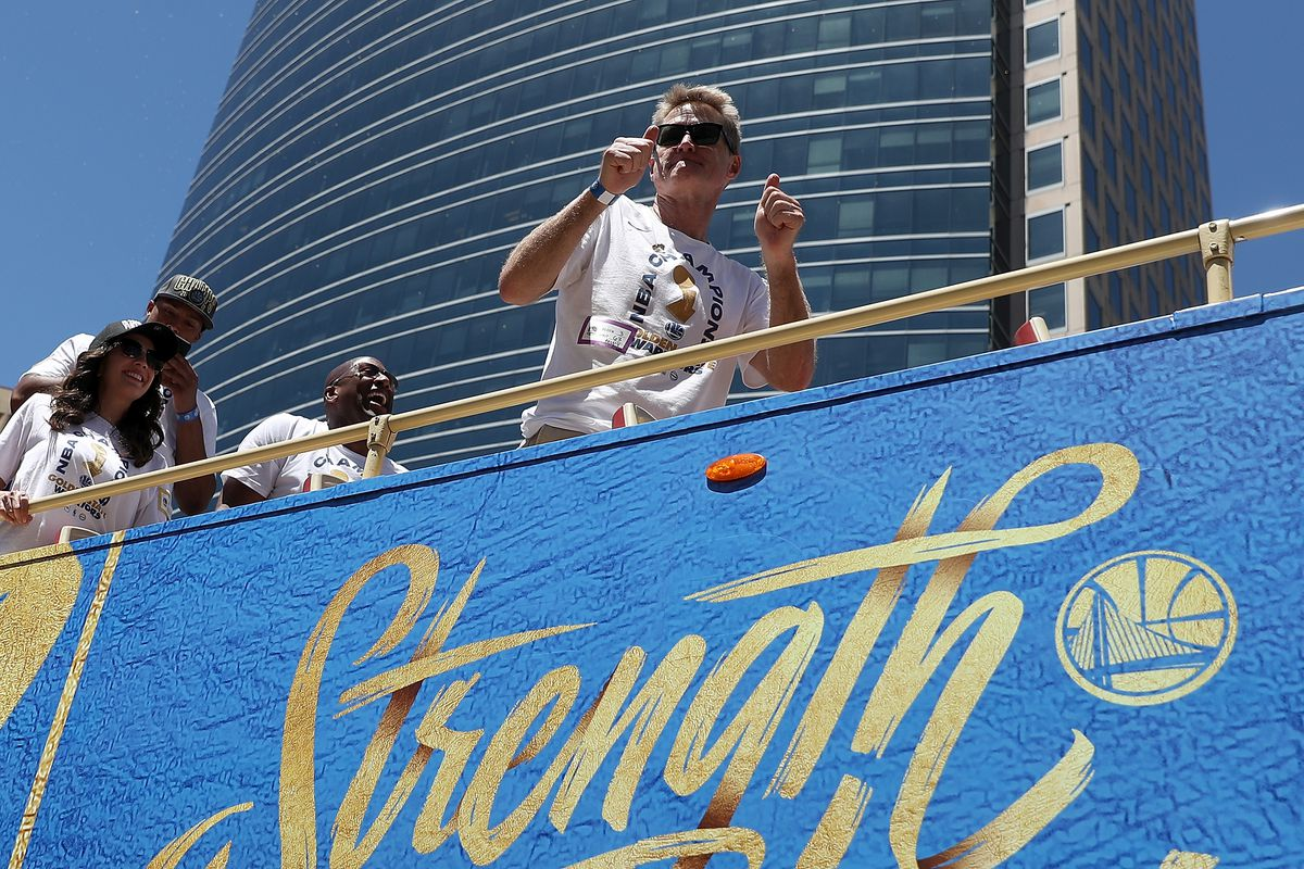 Steve Kerr contract: Warriors coach finally about to get