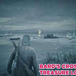 Bard's Crossing Treasure Chest location 2