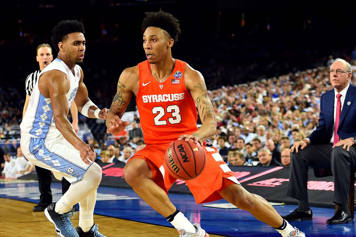 NCAA Basketball: Final Four-Syracuse vs North Carolina