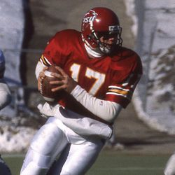Todd Bandhauer was the last true freshman QB to start a game for the Cyclones in 1995.