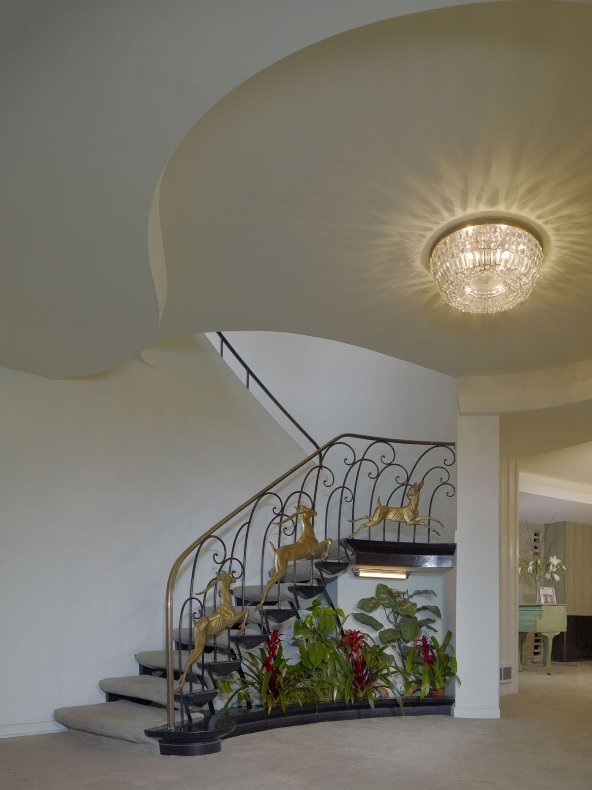 Architect Paul R Williams Lafayette Square Home Is For