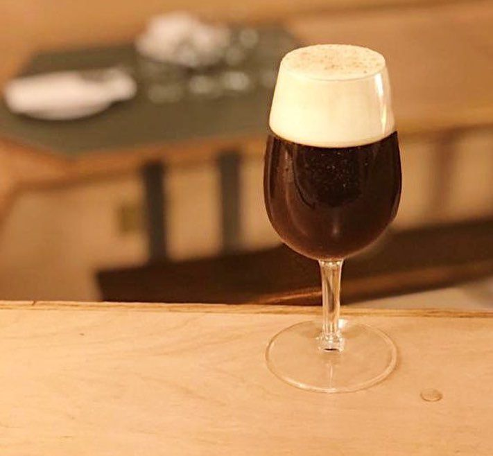 Best Christmas drinks in London: Irish Coffee at Aside